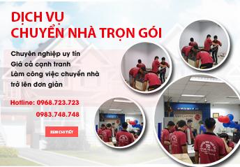 dịch vụ chuyển nhà tại Long Biên