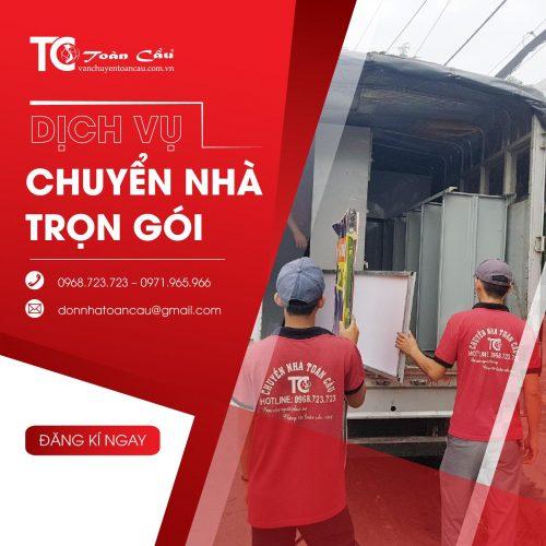Dịch vụ chuyển nhà trọn gói giá rẻ tại Tp HCM