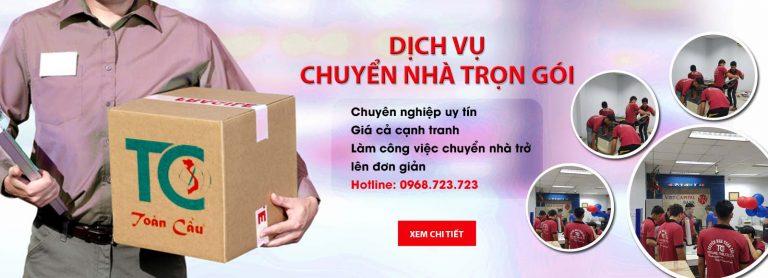 Dịch vụ chuyển nhà trọn gói tại Tân Phú