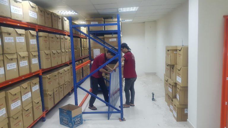 Dịch vụ chuyển văn phòng tại Ứng Hòa