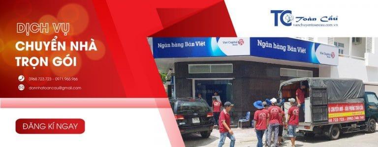 Dịch vụ chuyển nhà trọn gói tại KĐT Linh Đàm