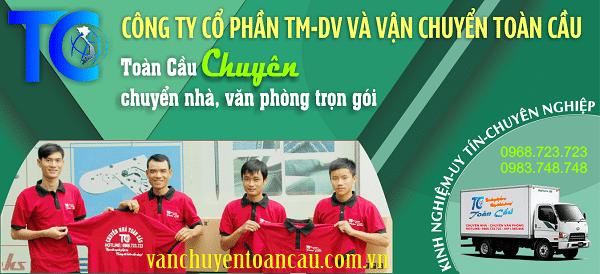 Toàn Cầu - Vận chuyển két sắt chuyên nghiệp