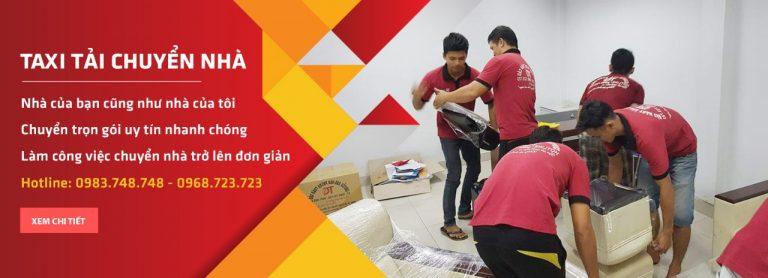 Dịch vụ chuyển nhà trọn gói huyện Phú Xuyên giá rẻ