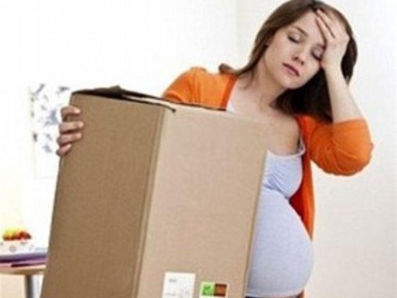 Chuyển nhà khi mang thai nên hay không