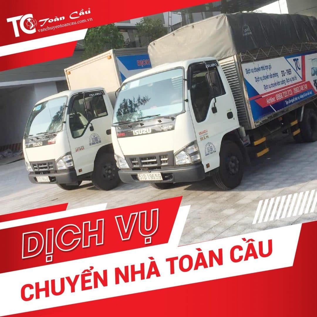 Dịch vụ cho thuê xe taxi tải chuyển nhà trọn gói giá rẻ