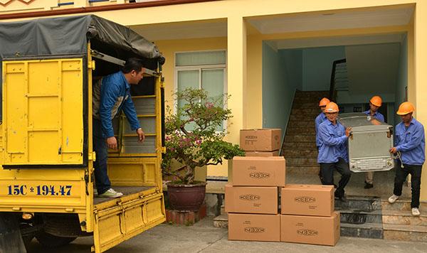Có bảo hiểm cho đồ đạc khi vận chuyển